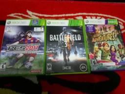 Jogos Xbox 360, todos originais!!