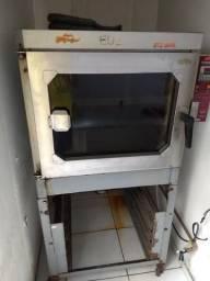 Forno elétrico para padaria