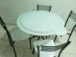 Mesa 4 cadeiraa