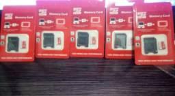 Cartão de Memoria de 16GB Classe 10 da MicroDrive