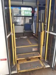 Elevador cadeirante microonibus
