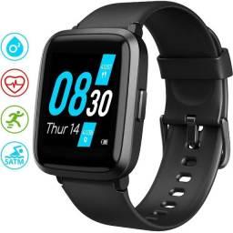 Smartwatch Umidigi Ufit - Pressão arterial - Monitor cardíaco - Oximetro