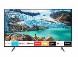 Smart TV 4K LED 65? Samsung UN65RU7100 - Wi-Fi Bluetooth HDR 3 HDMI 2 USB