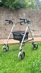 andador com rodas mercur