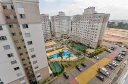 Apartamento à venda com 2 dormitórios em Pinheirinho, Curitiba cod:155632