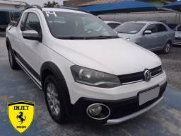 Volkswagen saveiro 2014 1.6 cross ce 8v flex 2p manual