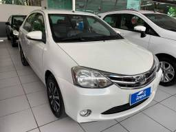 ETIOS 2015/2016 1.5 PLATINUM SEDAN 16V FLEX 4P MANUAL