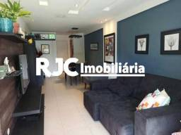 Apartamento à venda com 3 dormitórios em Tijuca, Rio de janeiro cod:MBAP33156
