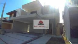 Casa com 4 dormitórios à venda, 250 m² por R$ 1.080.000,00 - Urbanova - São José dos Campo