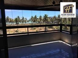 Apartamento com 4 dormitórios para alugar, 240 m² por R$ 3.700,00/mês - Intermares - Cabed