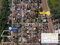 Chácara à venda, 2730 m² por R$ 770.000,00 - Setor Santa Luzia - Aparecida de Goiânia/GO