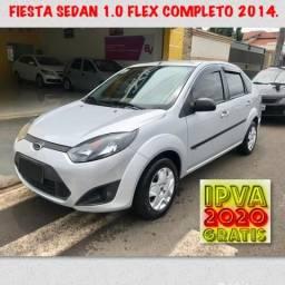 FIESTA SEDAN 1.0 flex - 2014