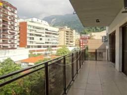 Apartamento à venda com 5 dormitórios em Jardim botânico, Rio de janeiro cod:816343