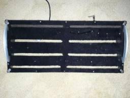 Pedal Board, Set de pedais com bag acolchoado, medida: 70 por 30
