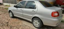 Fiat /siena 1.0 completo prata 2007. wn veículs - 2007
