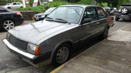 Chevette único dono / ano 85 / manaul e nota fiscal - 1985