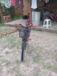 Vendo uma bicicleta valor 300 reais  - 1998