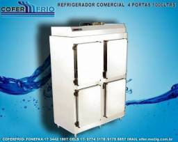 Modelo rc4/6 Refrigerador Comercial Vertical