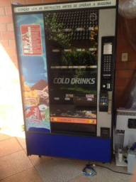 Vending machine /maquina de snacks refrigerada crane