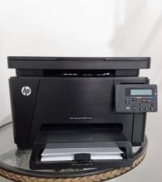 Impressora HP Color Laser Jet Pro