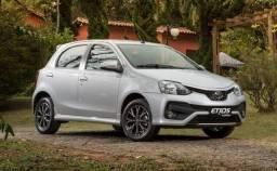 Toyota Etios - 2019