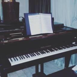 Aulas de Piano e Teclado - Niterói/RJ