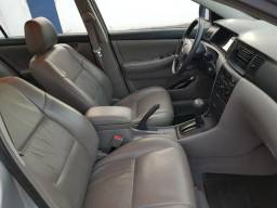 Vendo lindo Toyota Corolla 1.8 XEI automático completo 2008 TOP DE LINHA - 2008