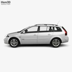 (Compro) Renault Megane gran Tur (Ler anúncio) - 2013