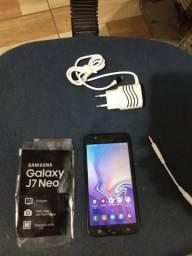 J7 neo 16Gb Tv digital aceito cartão tem.nota só venda pra Caruaru