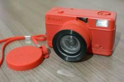 Câmera Lomography Fisheye One Red