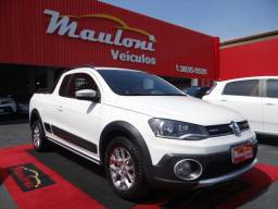 VOLKSWAGEN SAVEIRO CROSS CE 1.6 16V TOTAL FLEX MEC. - 2015