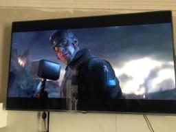 Vendo tv58 polegadas 4K mais PS4 pro