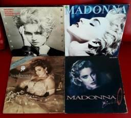 Madonna 4 Lp's Vinil