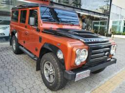 DEFENDER 2009/2010 2.4 LIMITED EDITION 110 FIRE & ICE TURBO DIESEL 2P MANUAL - 2010