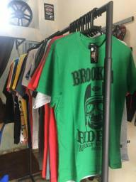 Camisetas liquidação