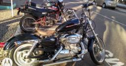 Harley Davidson sportster 883 custom