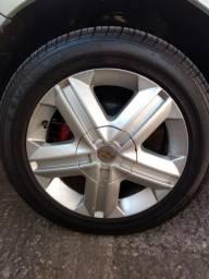 Troco rodas aro 15 do astra gsi por rodas aro 14 GM de liga