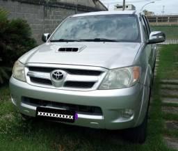 Toyota Hilux SRV automática