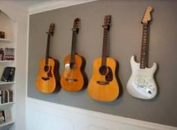 Suporte de parede violão
