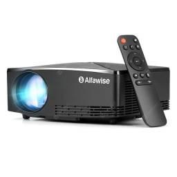Projetor Alfawise A80 2800 lumens 720p