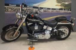 Harley Davidson Fat Boy 2003. Edição comemorativa de 100 anos