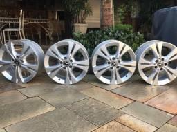 Rodas Mercedes Bens C180 2018