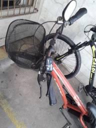 Bike elétrica semi nova top