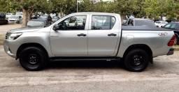 Toyota Hilux STD 2018 DIESEL 2.8 TURBO 4X4