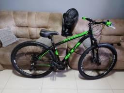 Bicicleta GTA verde Aro 29 NOVA*