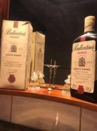 Whiskey Balantine's Finest Antigo
