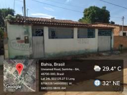 Casa por 50 mil em Serrinha