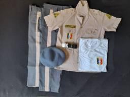Farda do colégio militar CMPM VIII
