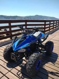 Quadriciclo 1000w - Azul / Novo