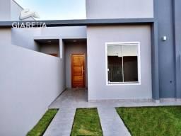 Título do anúncio: Casa com 2 dormitórios à venda, JARDIM COOPAGRO, TOLEDO - PR